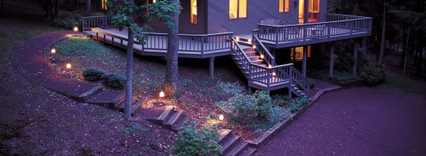 Exterior Lighting - make outdoors lightable