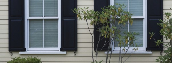 Exterior Shutters - functional exterior beauty