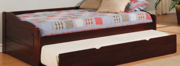 Trundle Bed - better than a bunk bed